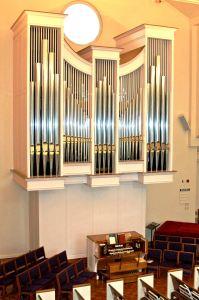 St. Martin's Pipe Organ